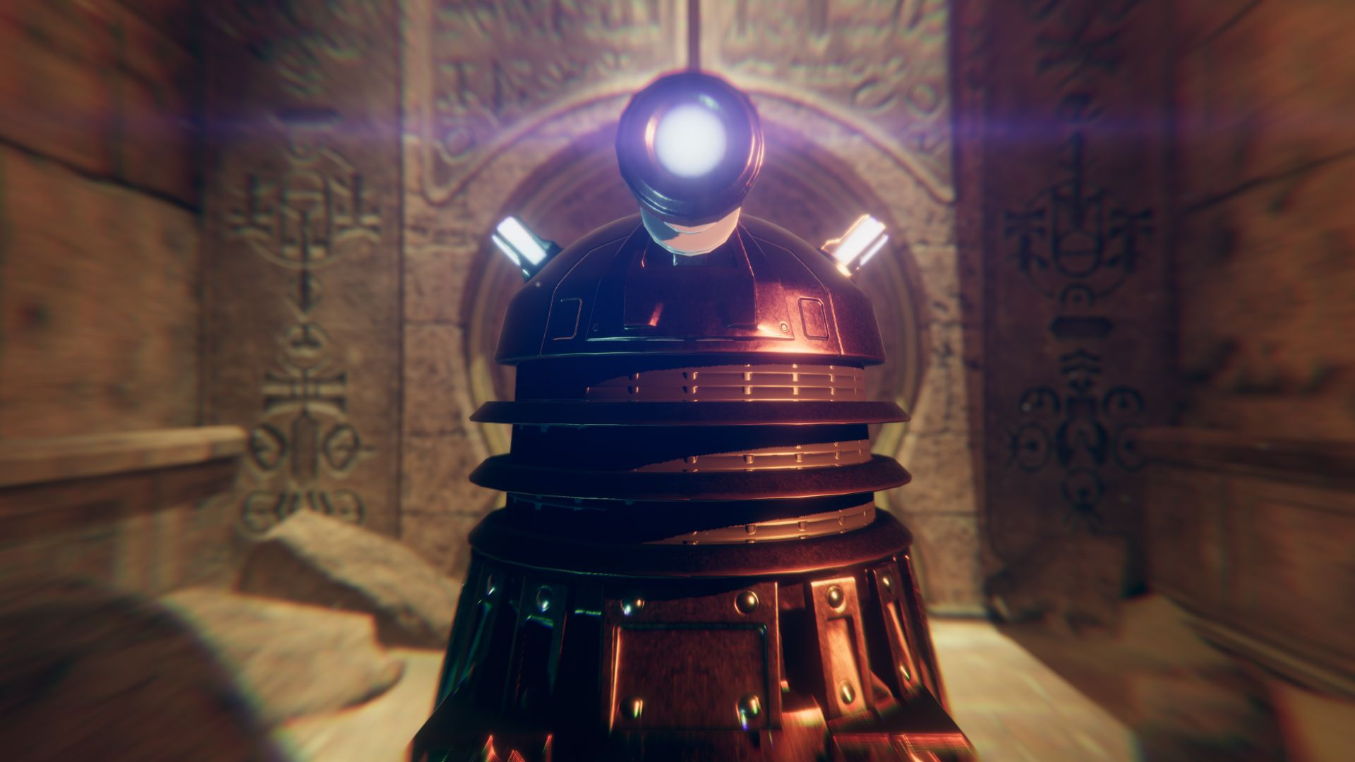 Doctor Who - The Edge of Time (3)