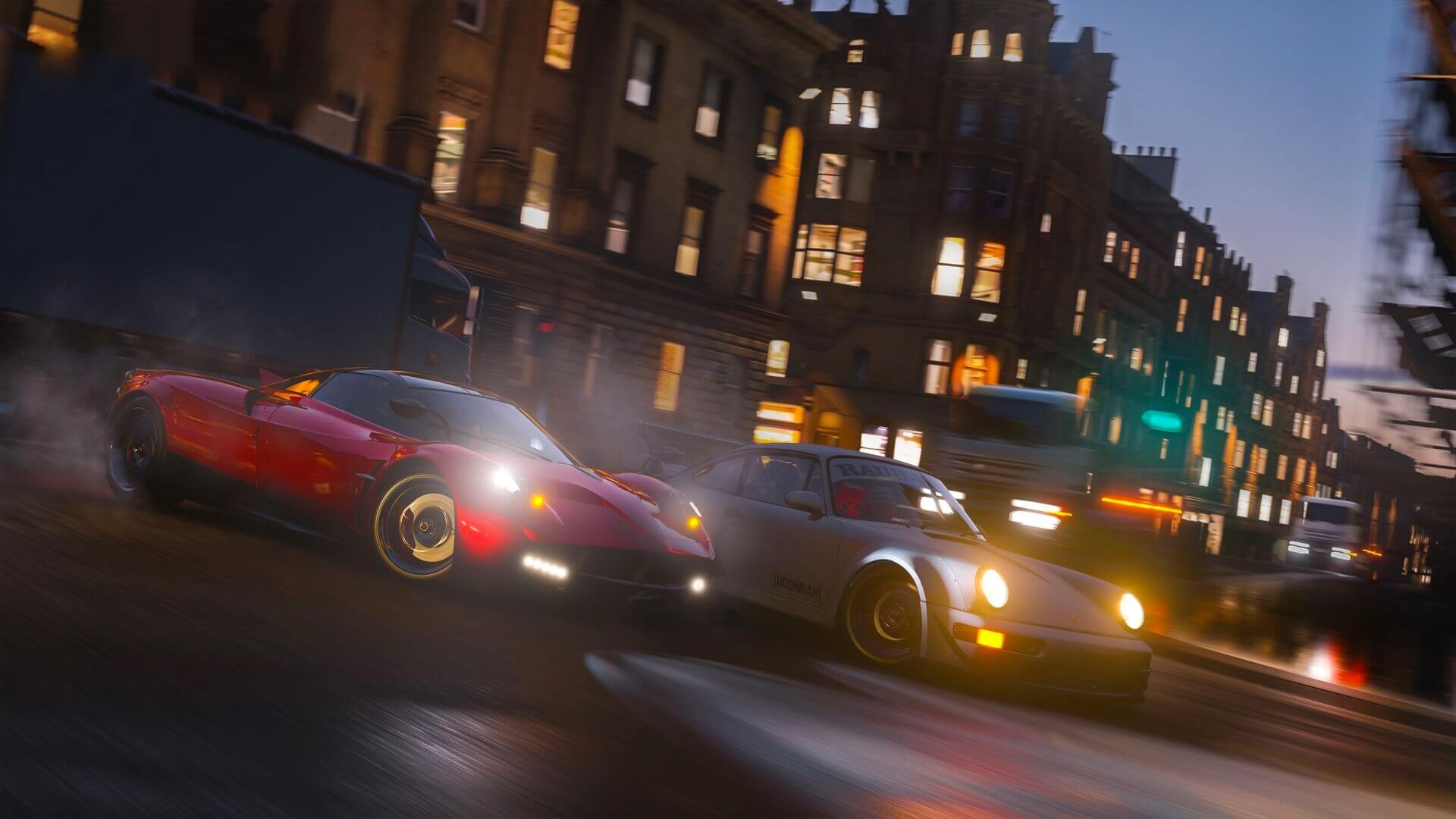 Forza Horizon 4 Update 9 Adds New Cars, Playlists, and More