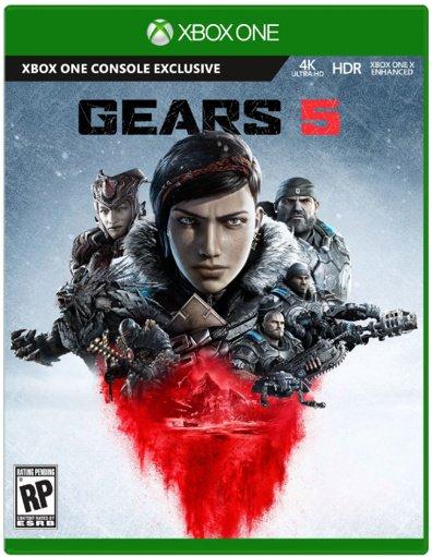 Gear 5 cover