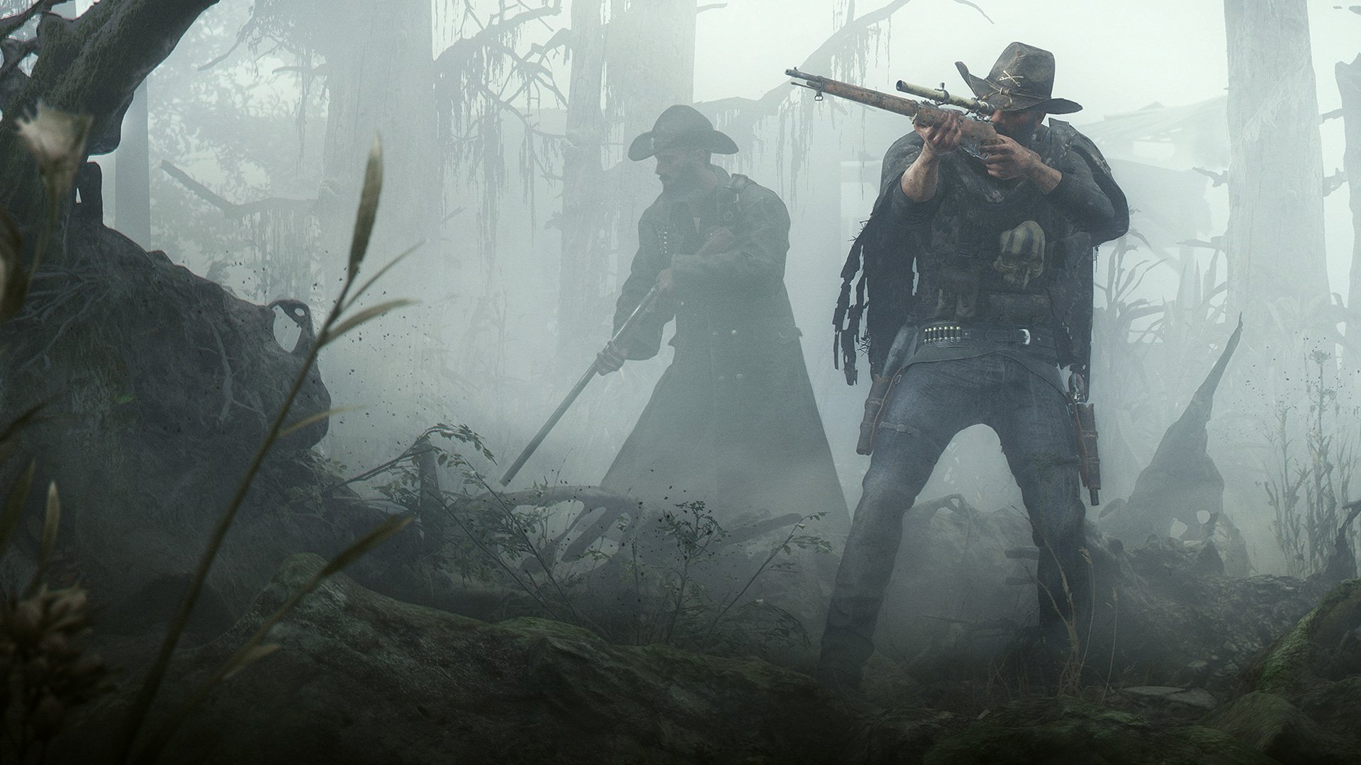 Hunt: Showdown Gets Trailer For Xbox Game Preview Launch