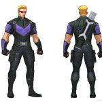 Marvel Ultimate Alliance hawkeye