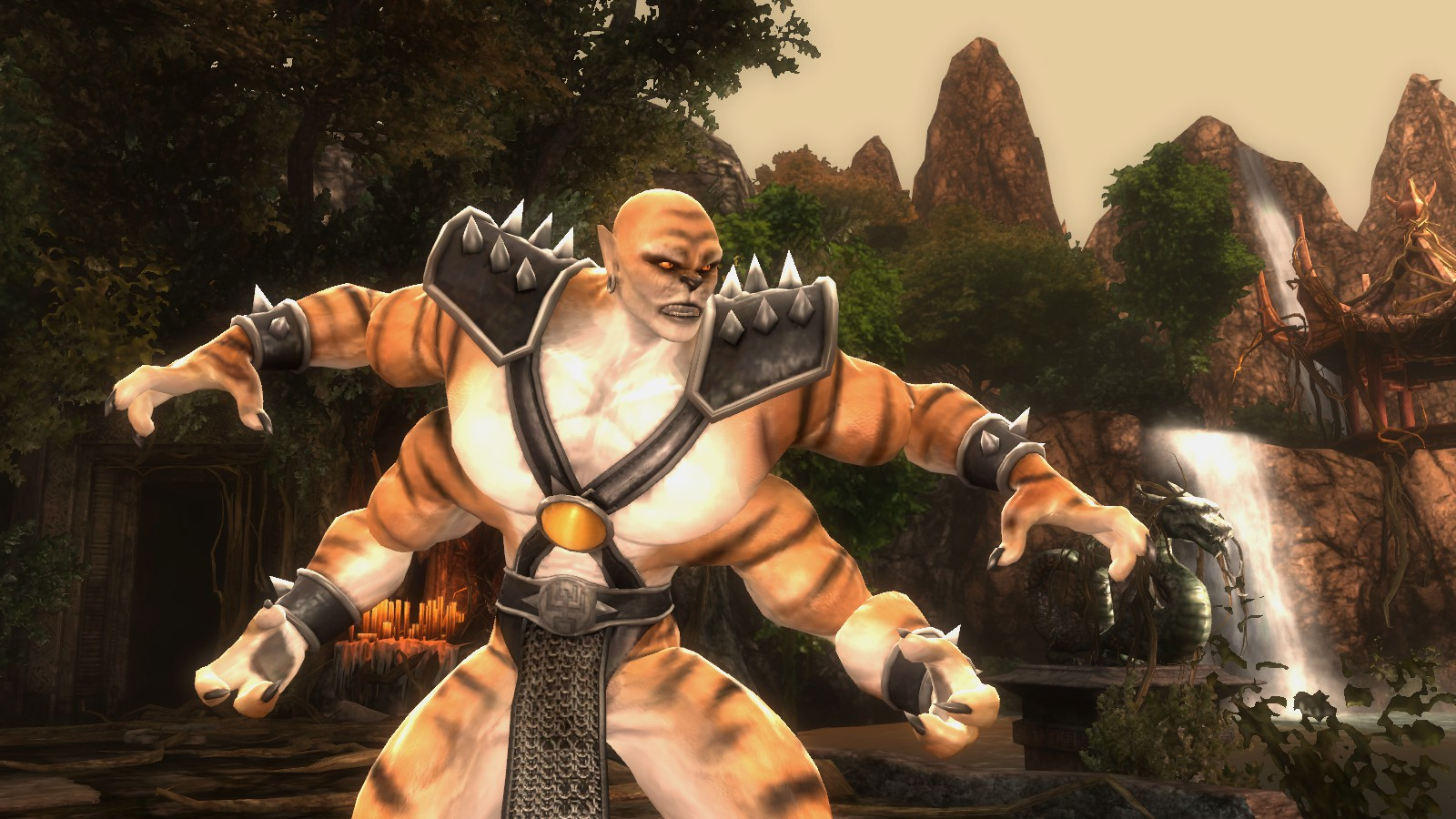 Mortal Kombat - Kintaro