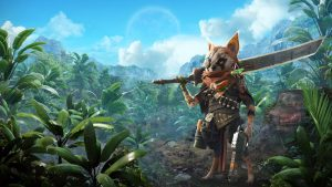 Biomutant's Mercenary Class Can be Purchased Separately Post-Launch thumbnail