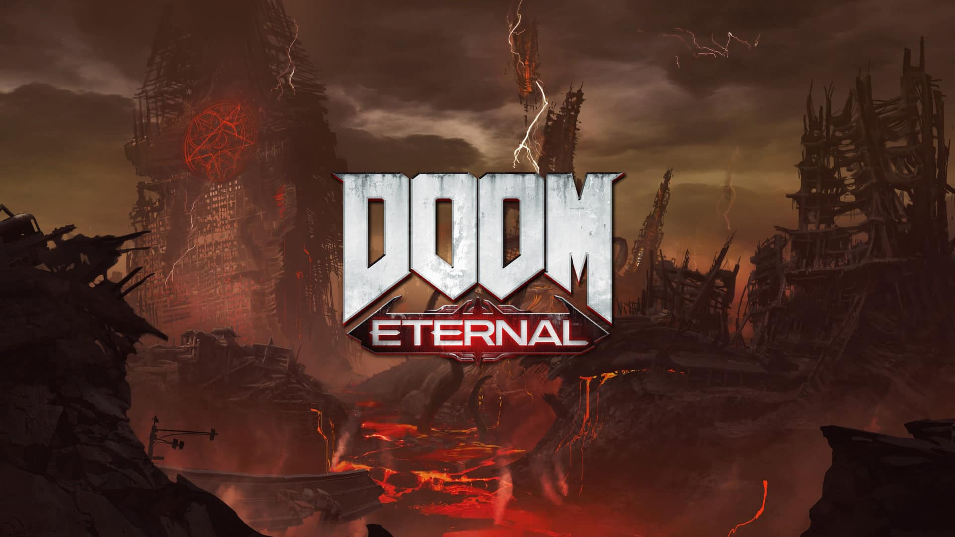 Doom Eternal Showcases Fiery Art Design With New Concept Art
