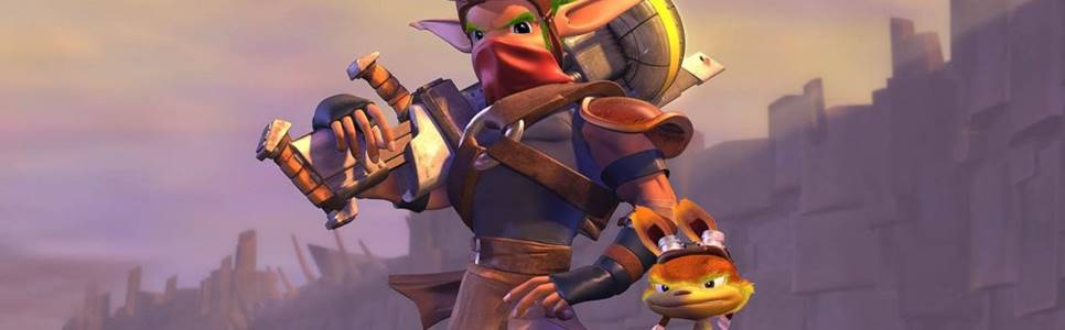 Where The Hell Is Jak And Daxter?