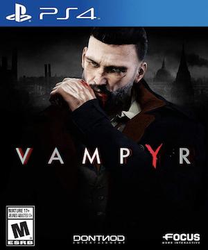 Vampyr Box Art