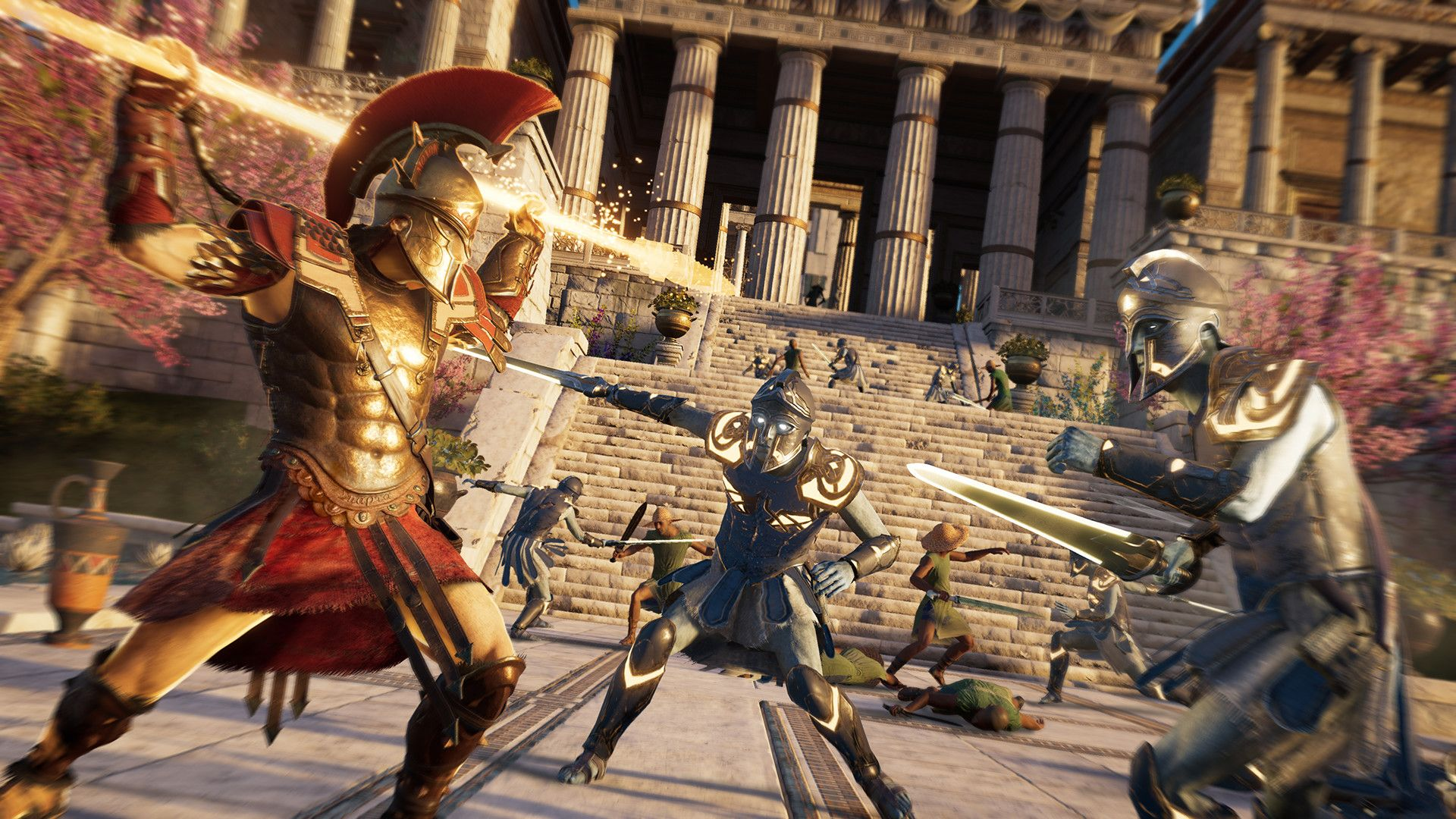 Assassin S Creed Odyssey Patch 1 4 0 Now Live Adds Support For Judgment Of Atlantis