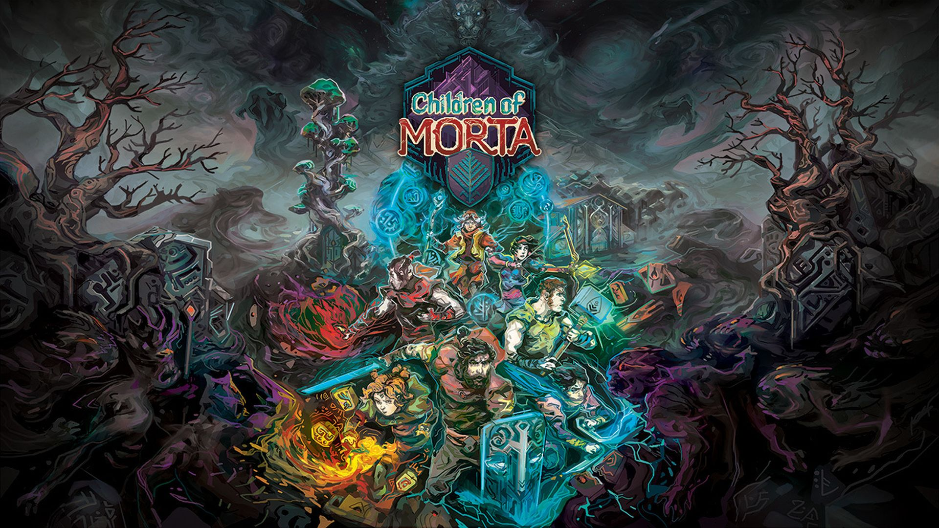 Children Morta Releasing This Summer, Children-of-Morta.jp
