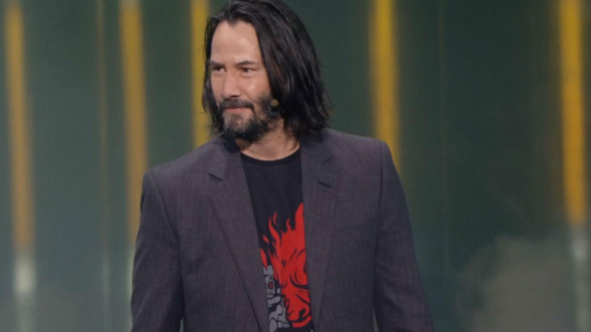 Cyberpunk 2077_Keanu Reeves