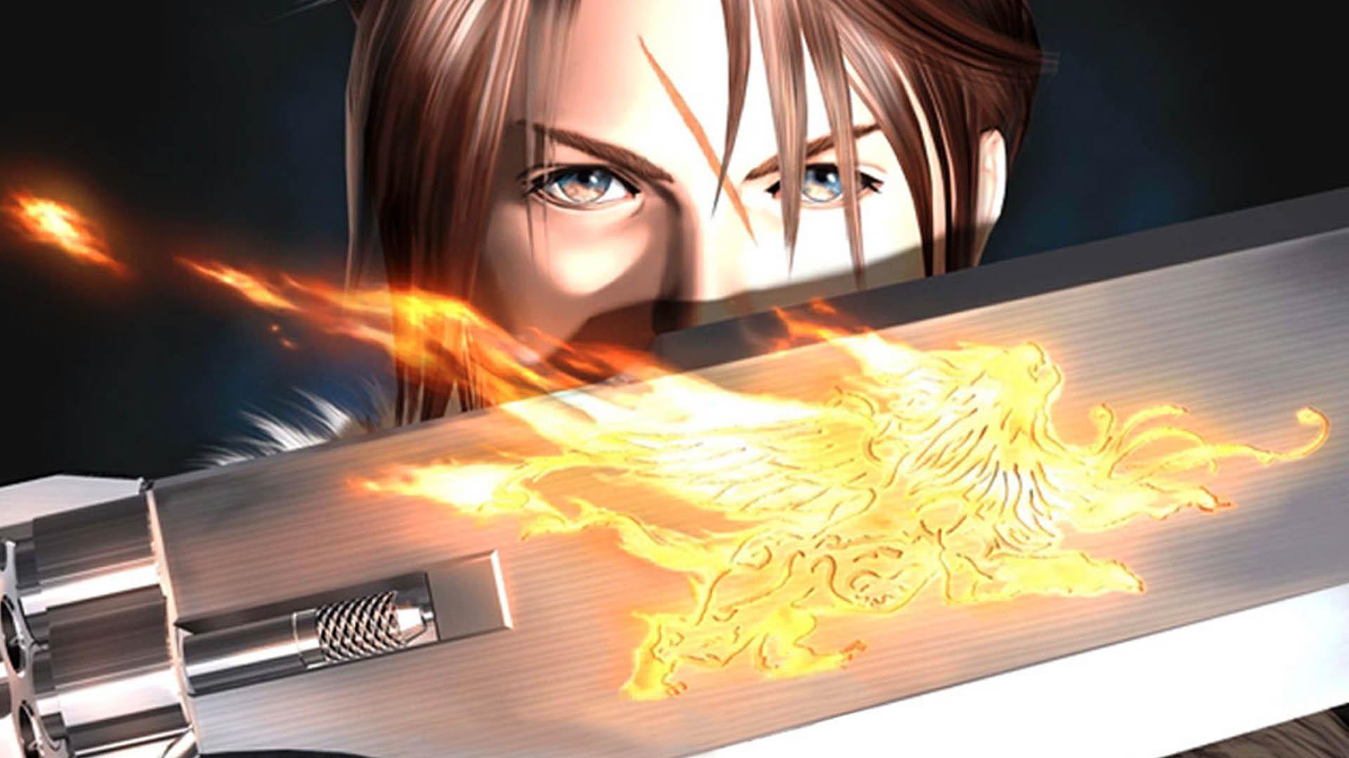 Final Fantasy VIII Remaster Announced Final-Fantasy-VIII.j