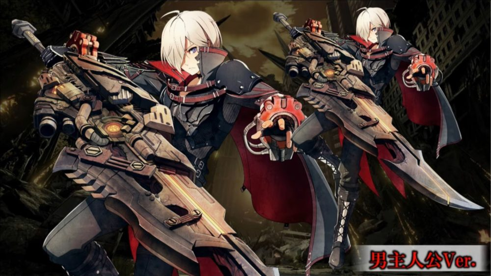 God Eater 3 Switch Version Demo Live Now