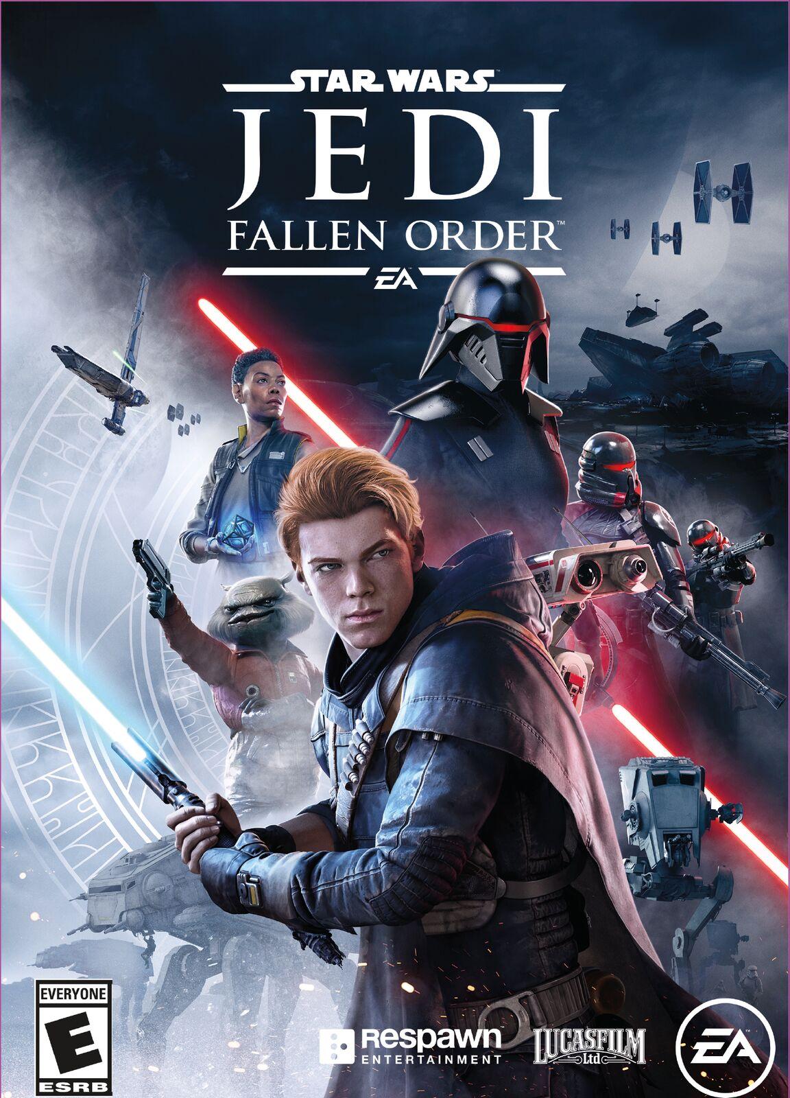 Jedi Fallen Order Standard