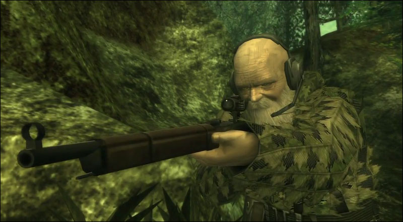 Metal Gear Solid 3 - The End
