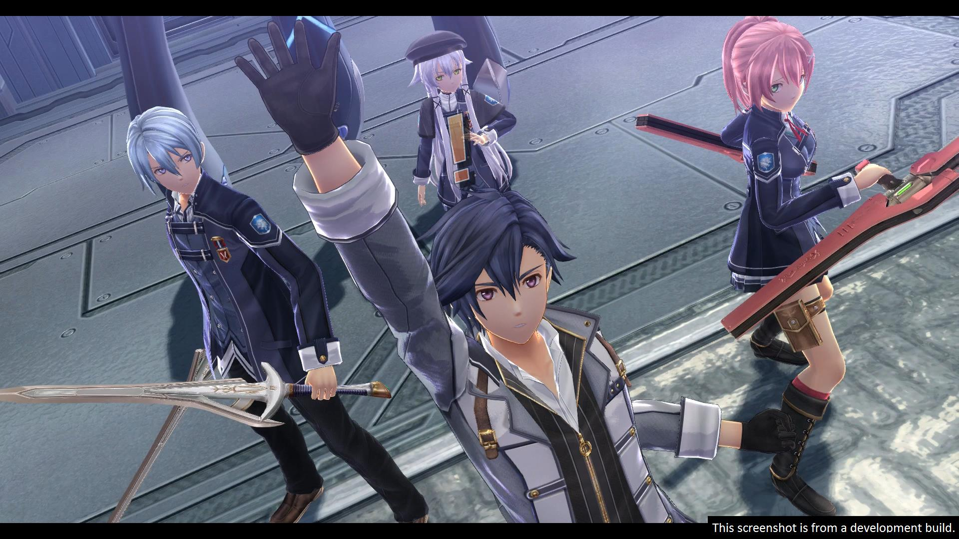 The Legend Of Heroes Trails Of Cold Steel 3 Launch Trailer Preps