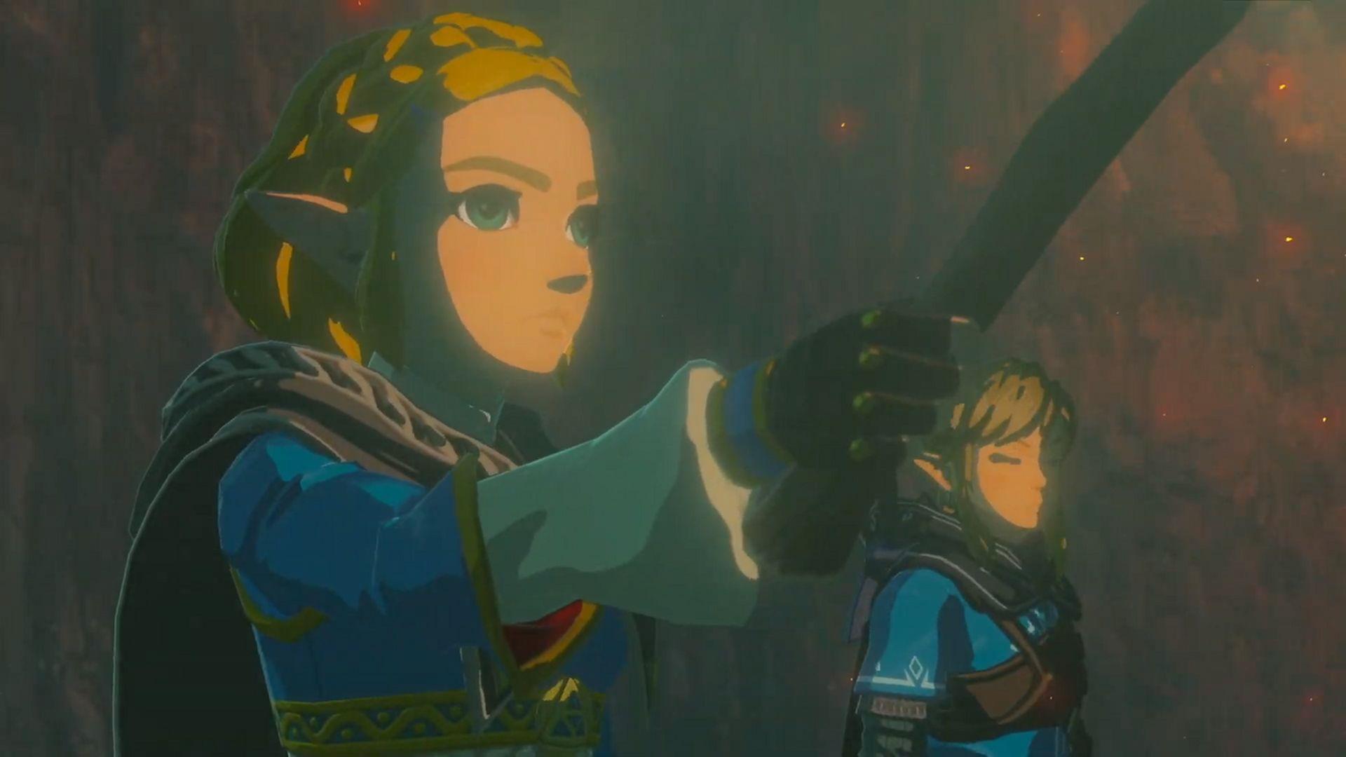 La secuela de The Legend of Zelda Breath of the Wild