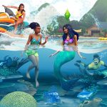 The Sims 4: Island Living Embraces The Tropical Life, Releases on June 21st for PC
