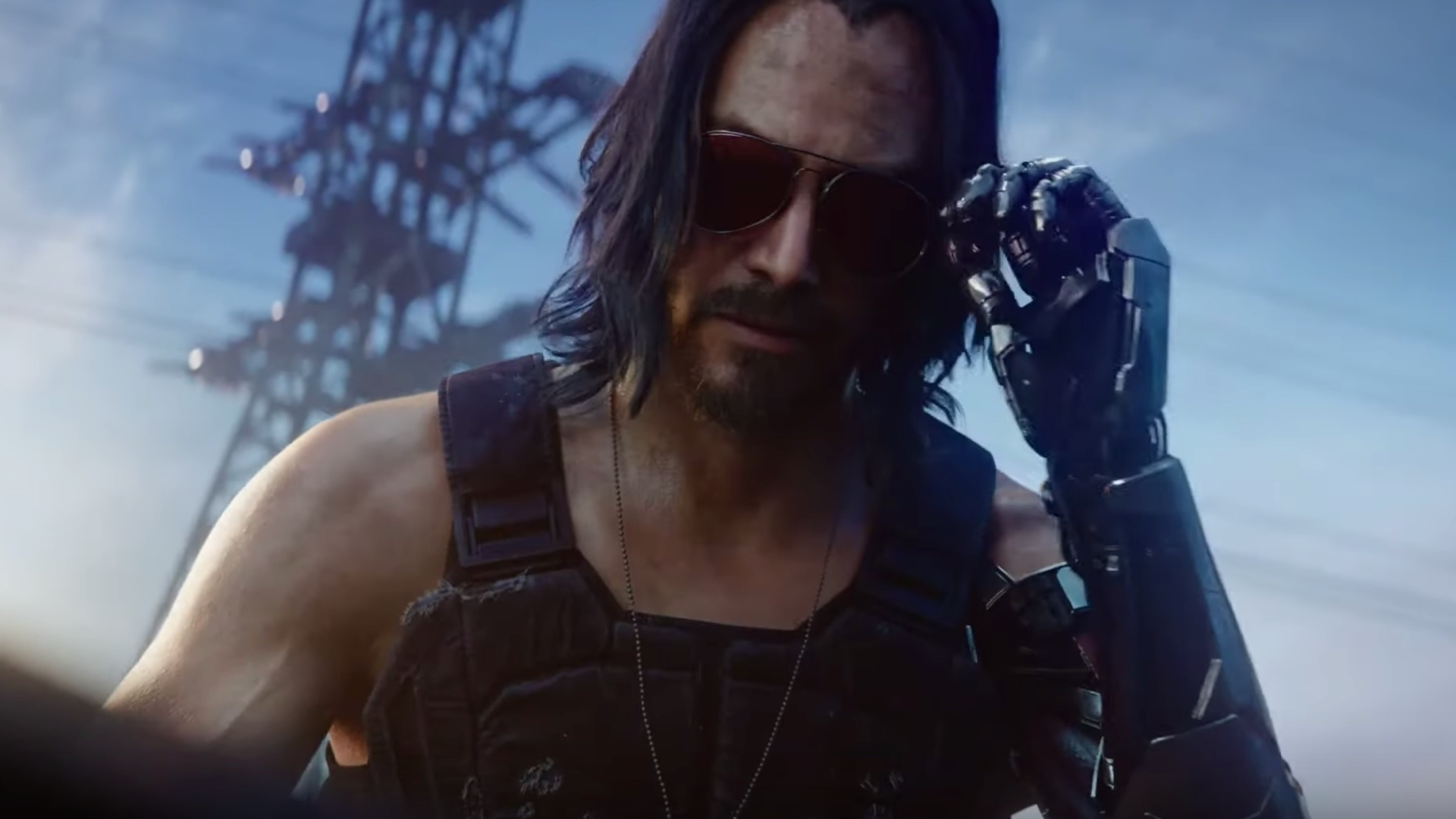 Cyberpunk 2077 Potentially Teasing More Hollywood Talent