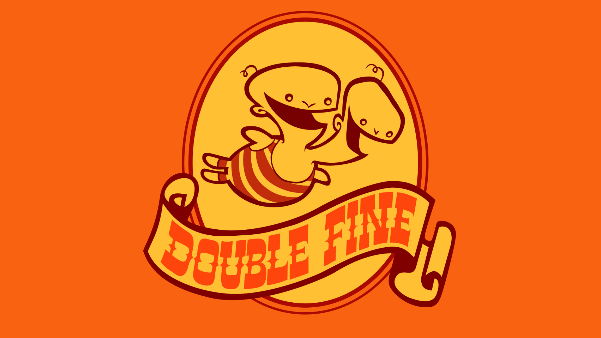 double fine productions logo