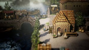 """Octopath Vacationer Manufacturer Claims It'll Be """"A Bit"""" Prior To Information On Next Game thumbnail"""