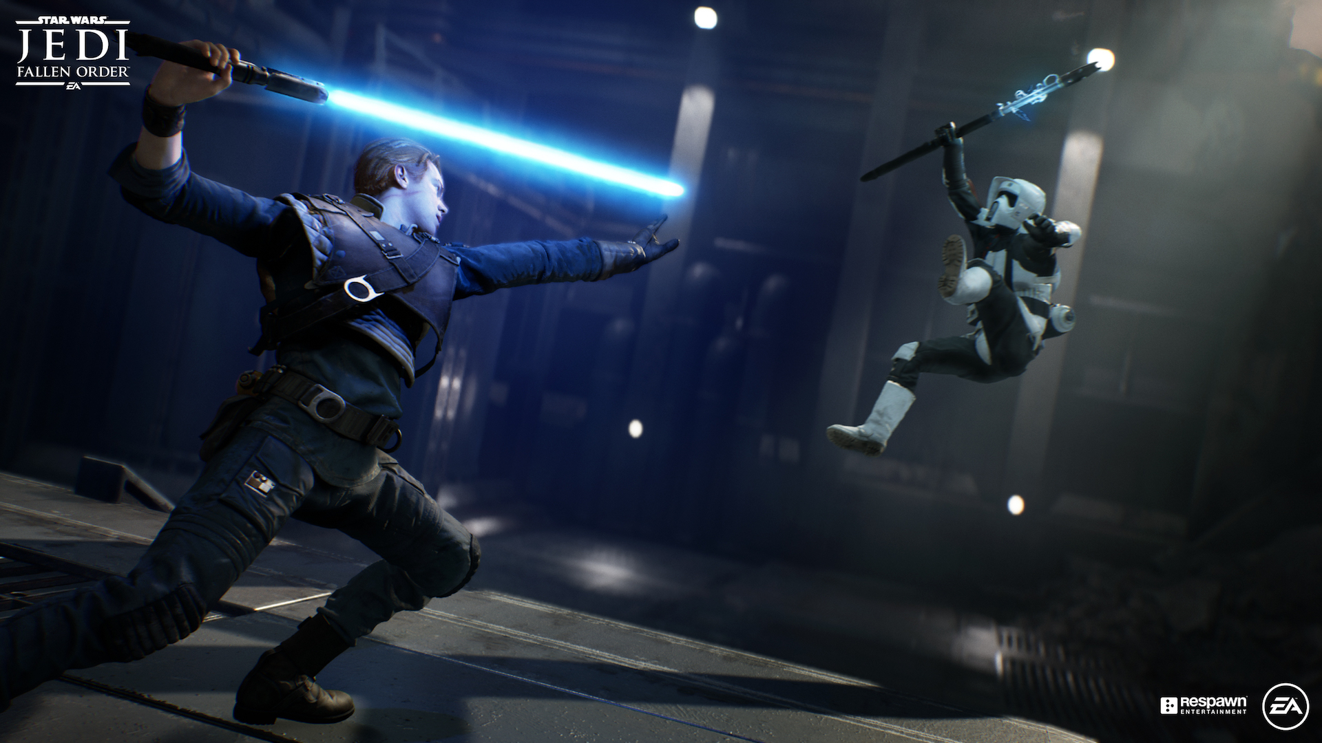 Star Wars Jedi Fallen Order S Black Friday Trailer Is Action Packed And Full Of Spoilers
