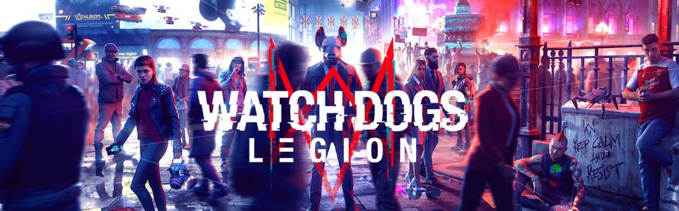 Watch Dogs Legion Review Gotta Catch Em All