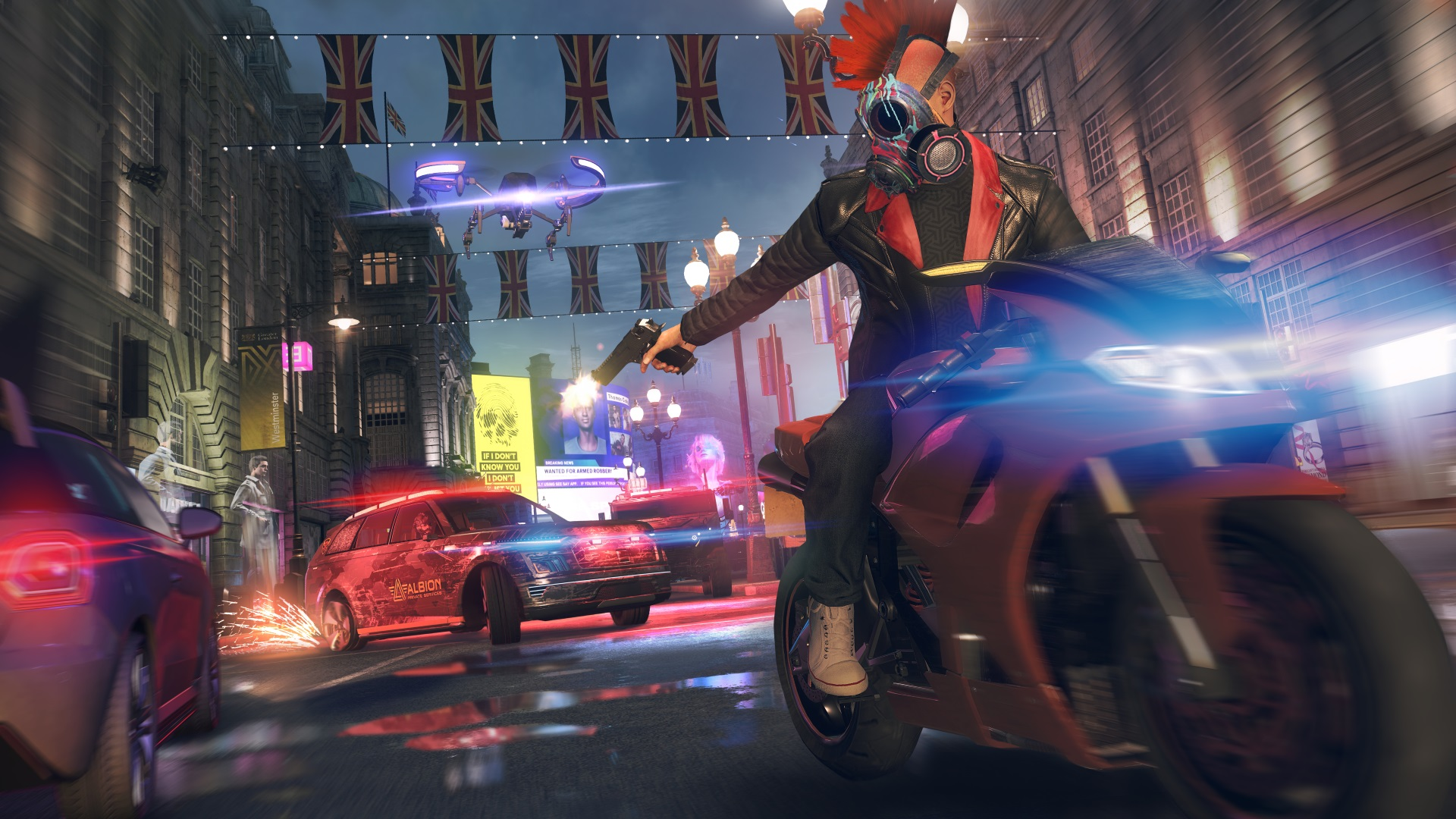 Watch Dogs Legion Map Size Is Hard To Compare Against Previous