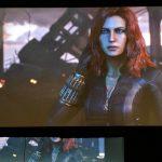 Avengers leaked Black Widow
