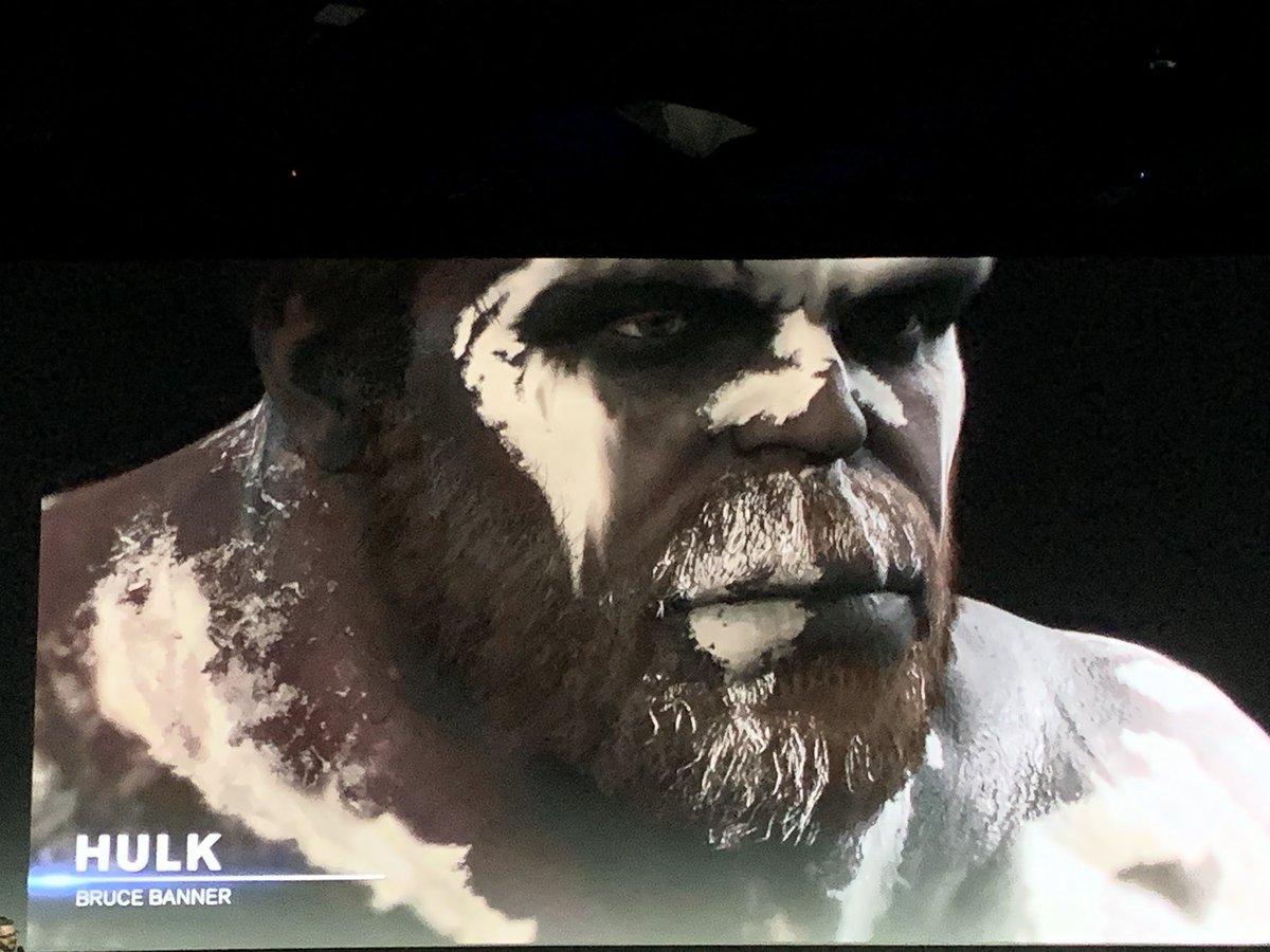 Avengers leaked Hulk 2