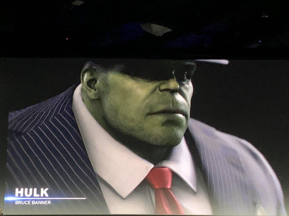Avengers leaked Hulk