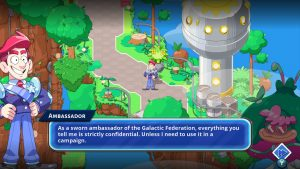 Citizens of Space Review – Mostly Harmless