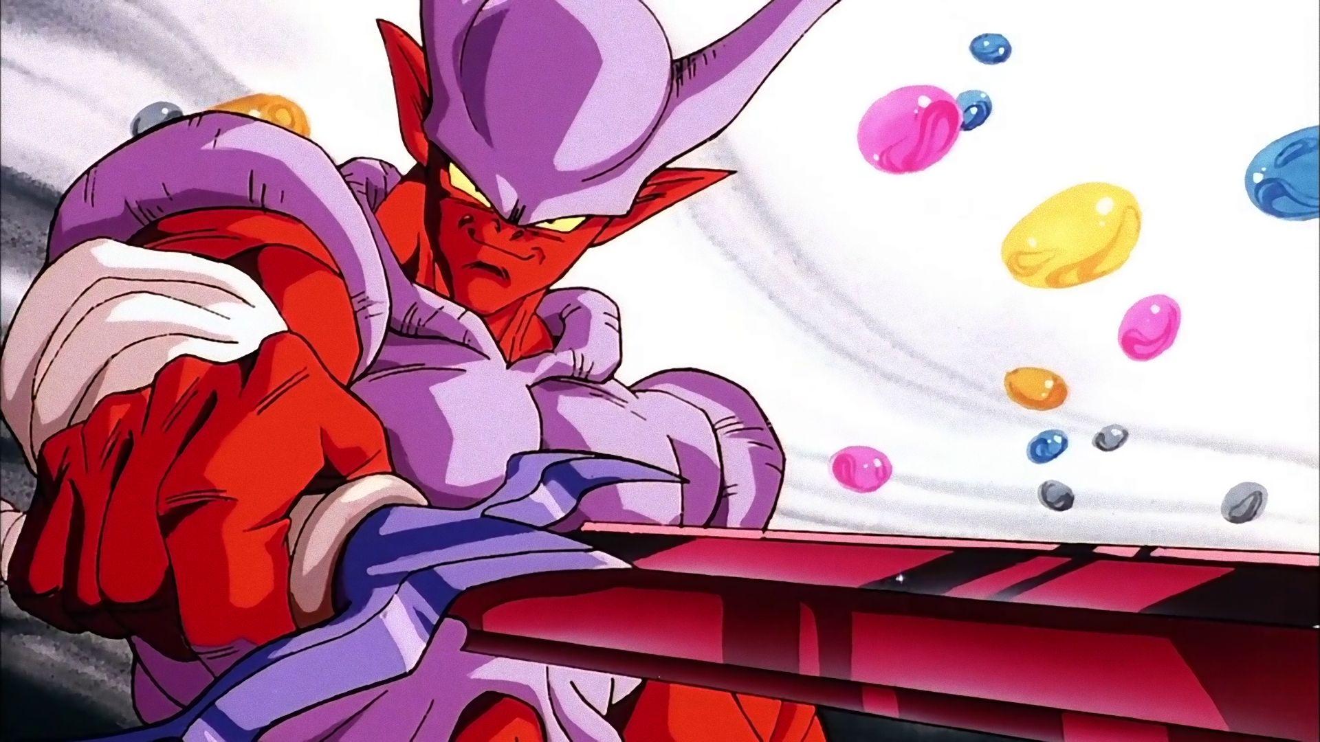 Dragon Ball Z_Janemba