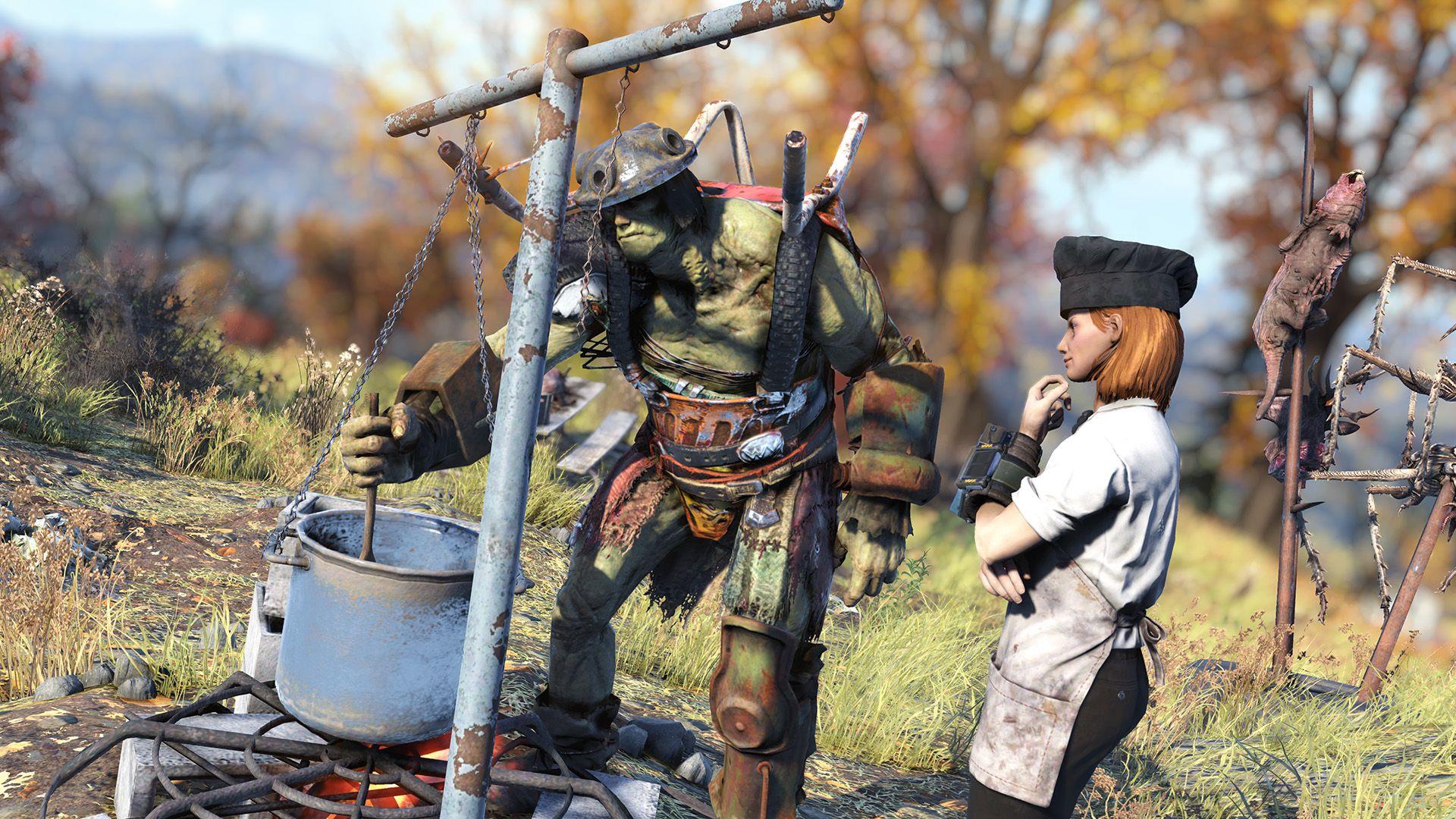 Fallout 76 Meat Week