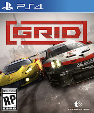 GRID (2019) Box Art