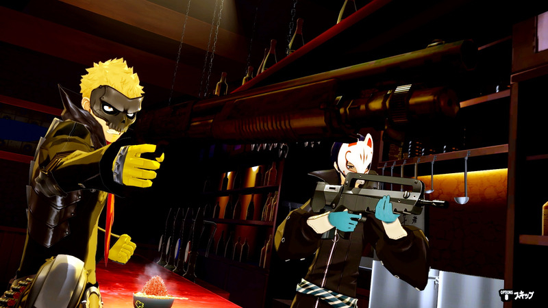 Persona-5-Royal-screenshot-battle-ryuji-yusuke-show-time