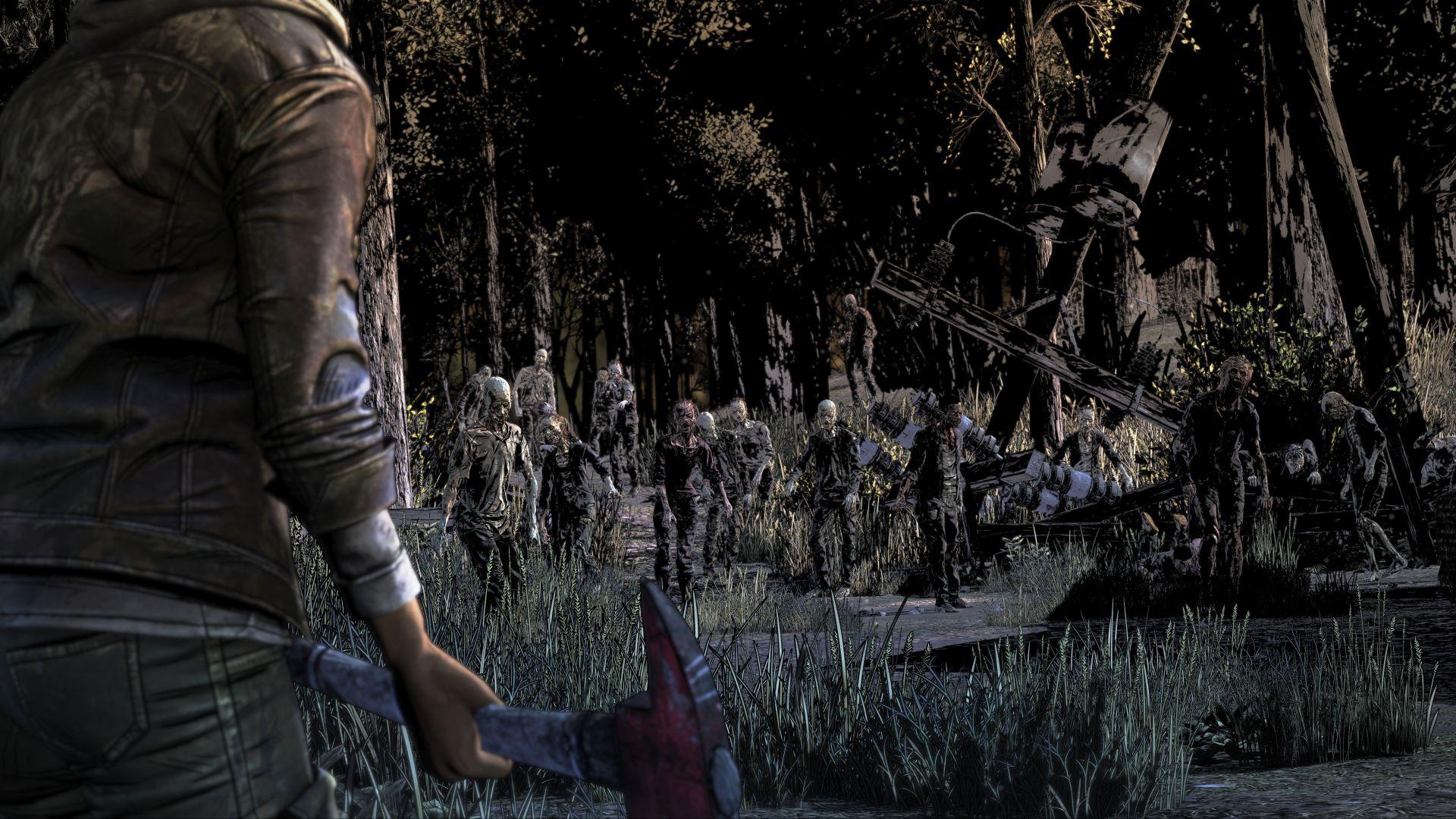 """Résultat de recherche d'images pour """"The Walking Dead: The Telltale Definitive"""""""
