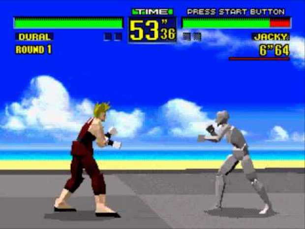 dural Virtua Fighter
