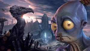 Oddworld: Soulstorm Obtains Several Videos Highlighting Crafting, Stealth, Loot, And Much More thumbnail