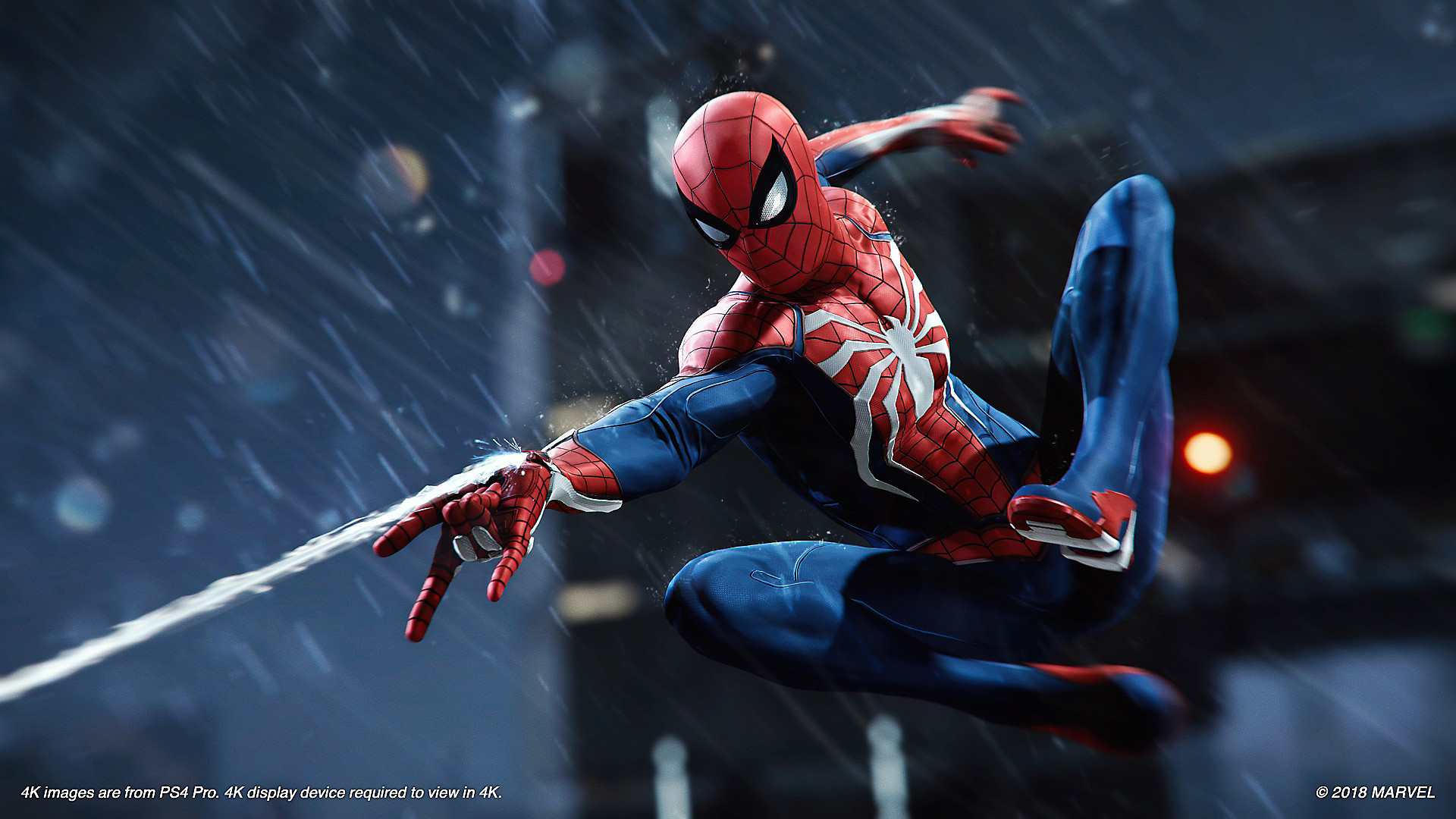 Marvel S Spider Man Receives Two Suits From Spider Man Far From