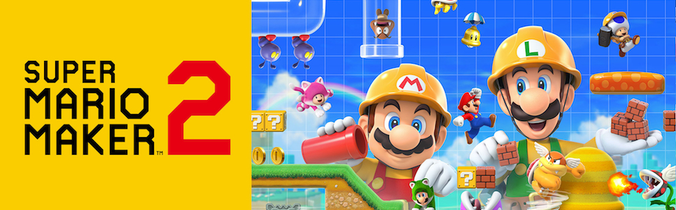 Super Mario Maker 2 Review – Literally Endless
