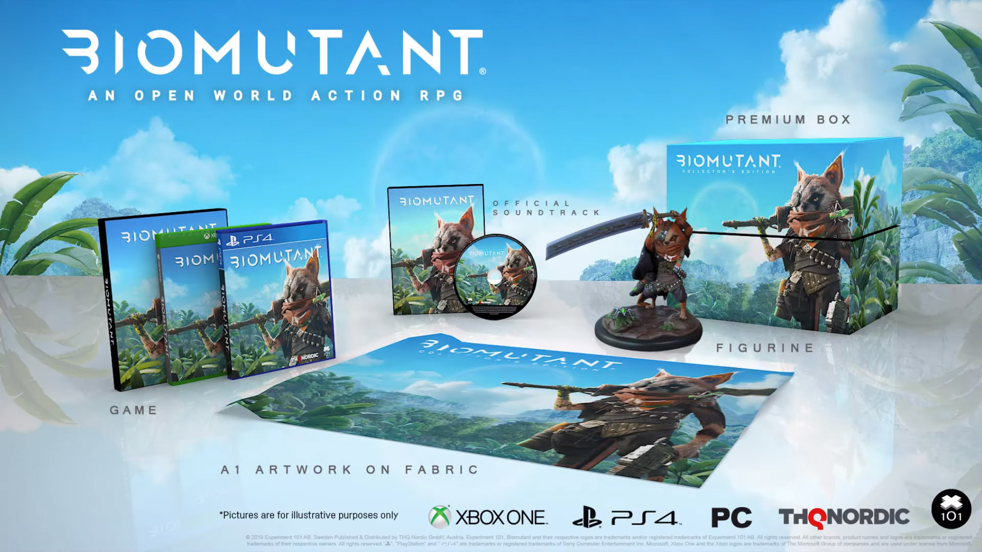 Biomutant_Collector's Edition
