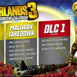 Borderlands 3 Post-Launch Content Includes Bloody Harvest Event, Maliwan Takedown