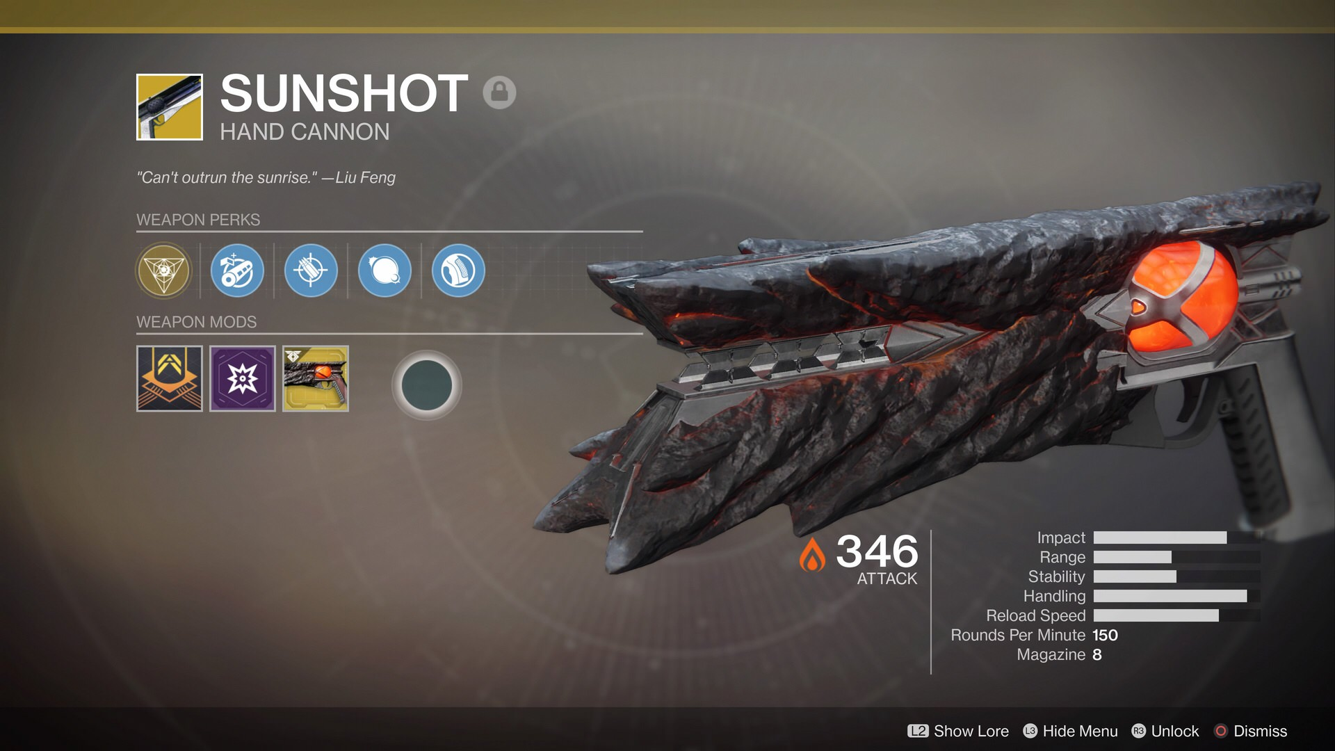 Destiny 2: Shadowkeep – Sunshot Could Receive Magazine Size Buff