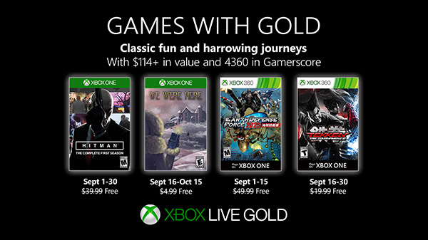Games-with-Gold-September-2019