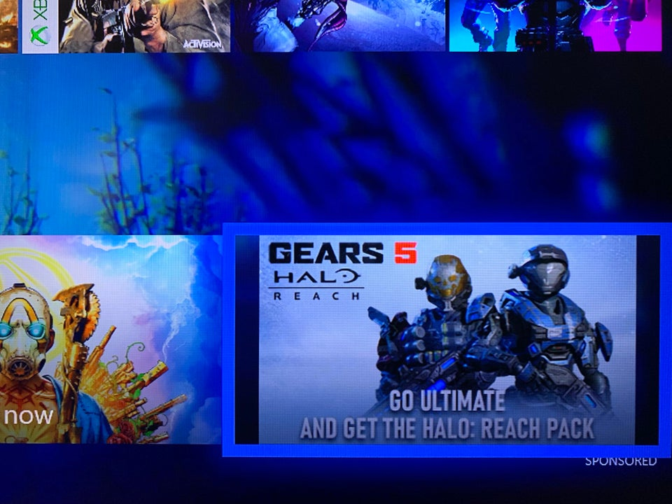 Gears 5 Halo Reach