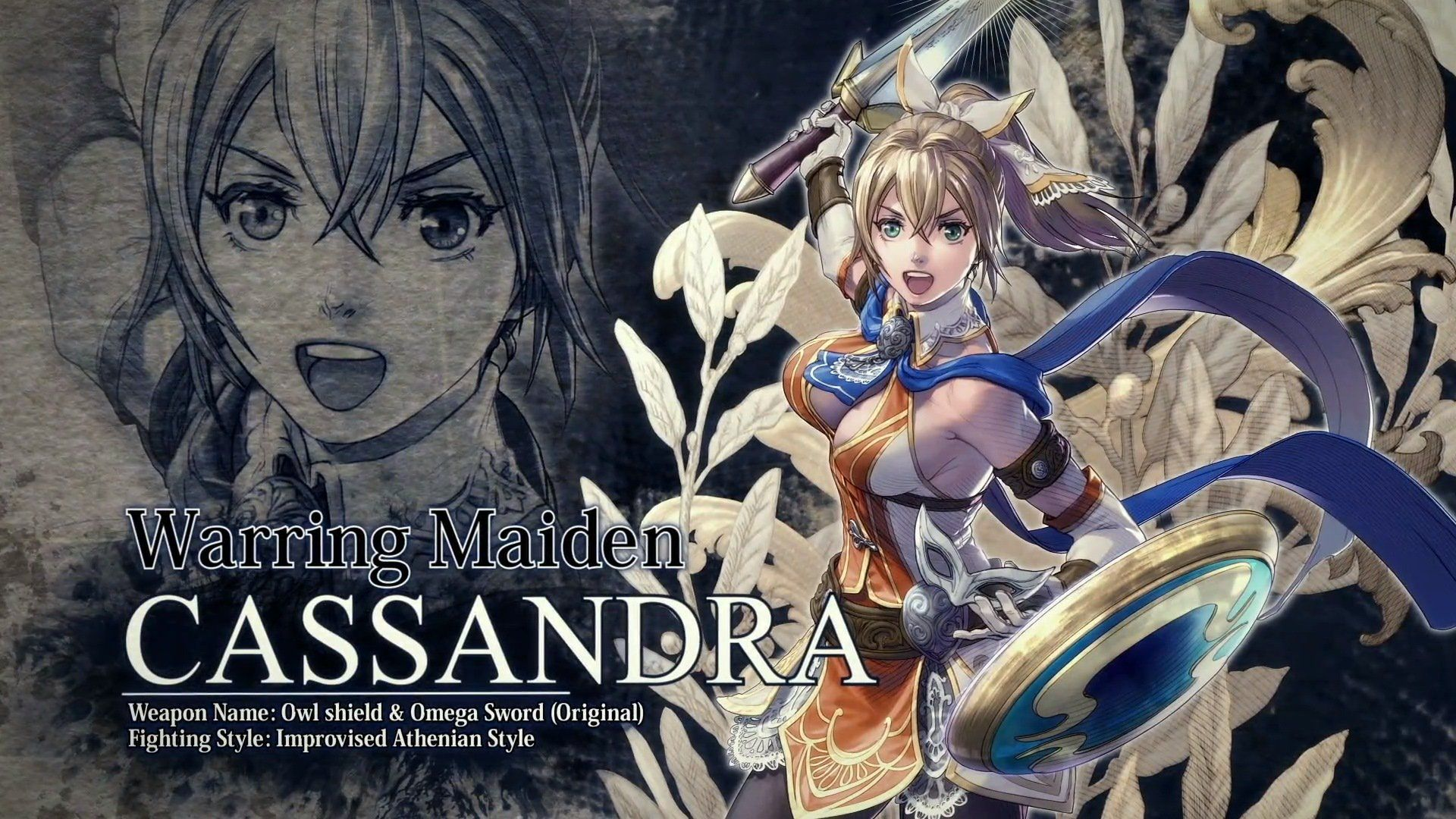 Soulcalibur 6 Cassandra
