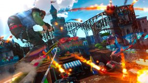 Sunset Overdrive Hallmark Registered by Sony thumbnail