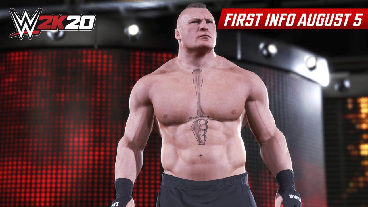 WWE 2K20 2