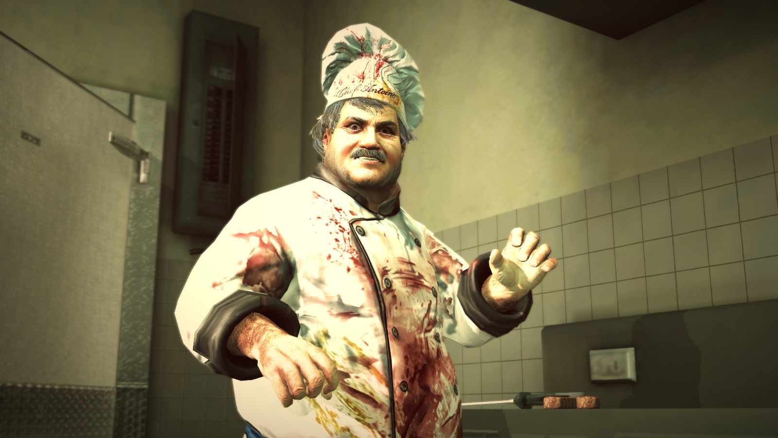 Chef Antoine Dead Rising 2