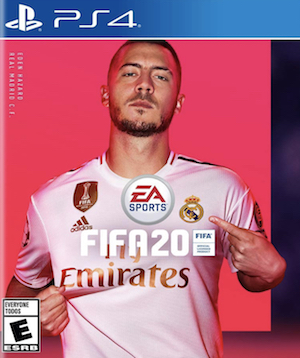 FIFA 20 Box Art