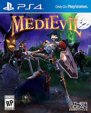 MediEvil (2019) Box Art